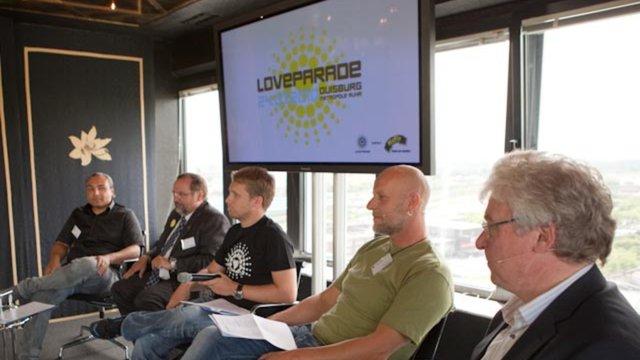 Loveparade 2010   Pressekonferenz