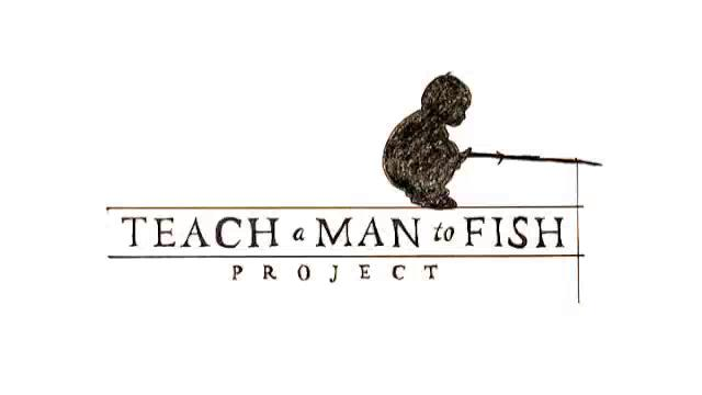 Teach a man how to fish on vimeo for How to fish