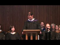 Mr. Jon Balsbaugh&#39;s, Remarks to River Ridge Graduates