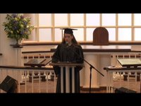 Helen DeCelles-Zwerneman, valedictory 2010
