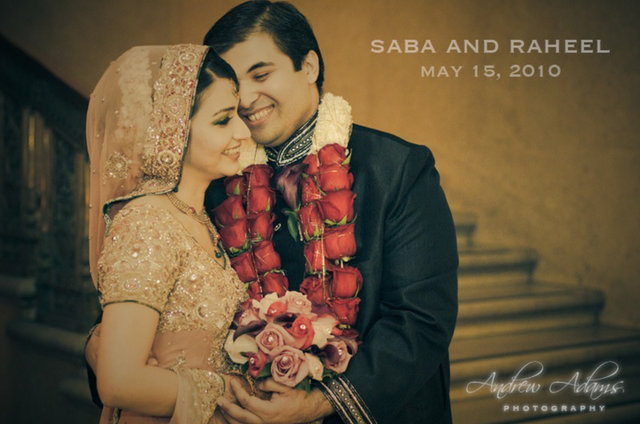 Raheel and Saba
