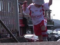 Fun in the Sun - Tyrone v Down 2010