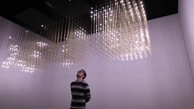 'Swarm Light' by rAndom International / Design Miami / Art Basel 2010