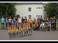 Holiday Flatland Jam 2010