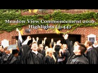 Meadow View Graduation highlights
