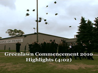 Greenlawn Graduation 2010 highlights