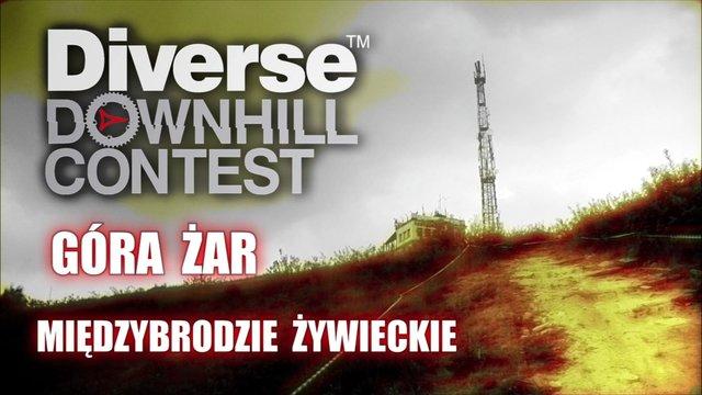 DIVERSE Downhill Contest '10: Międzybrodzie Żywieckie - Góra Żar