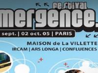 Festival EMERGENCES 2005