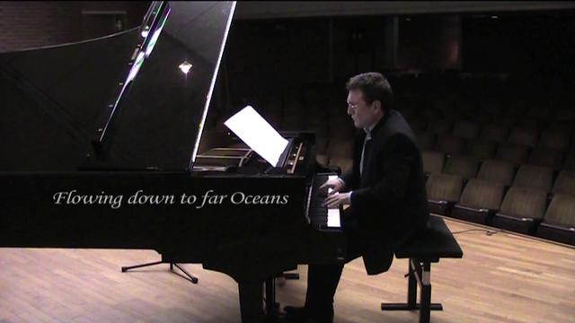 Takashi Kako; A Single Drop of Water in a Mighty River (大河の一滴), Franco Di Nitto, Pianist