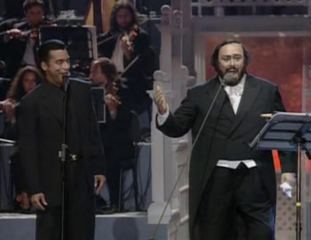 Luciano Pavarotti - Giuseppe Morresi - Manon