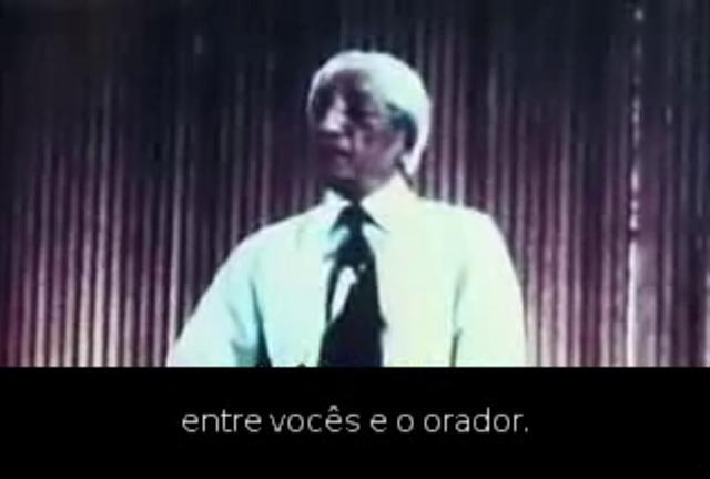 J Krishnamurti San Diego 1970 Talk 1 Portugues