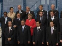 G20 Summit: Family photo