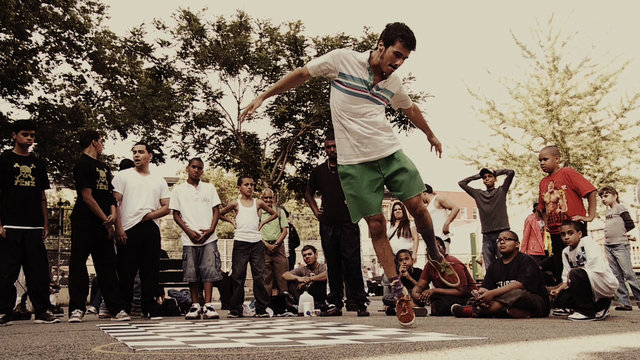 True School NYC Park Jam Series | Spanish Harlem Hop | Week 2 & 3