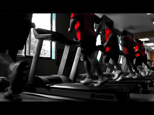 Gimnasio pacific fitness on vimeo for Gimnasio pacific