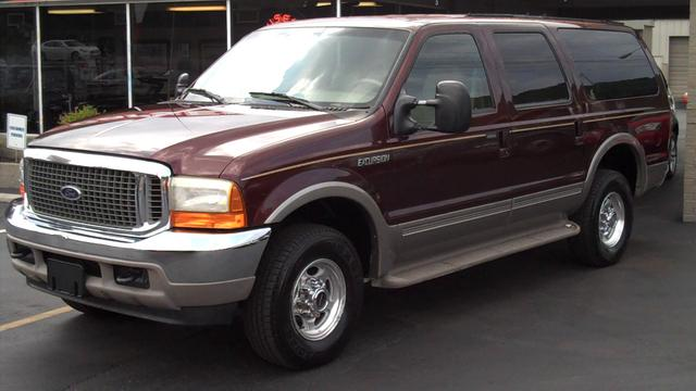 2000 Ford Excursion Knoxville Used Cars On Vimeo