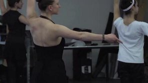 Ballet Dancers Learn the Art of Teaching