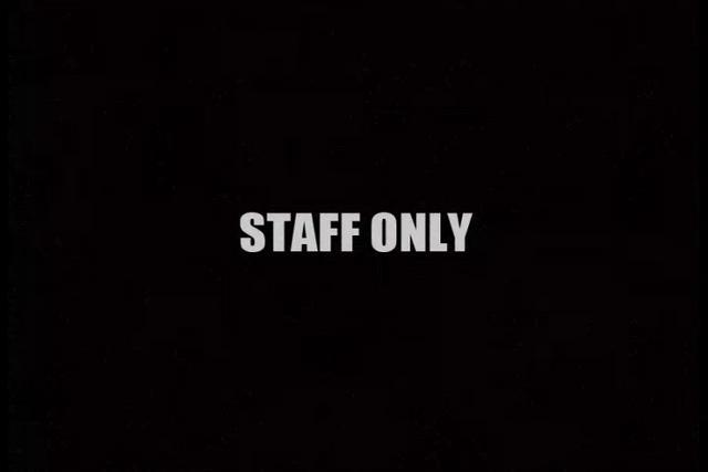 STAFF-ONLY (Tom Waits 'Tom Traubert's Blues')