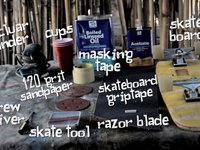 Skateboard Fix Up