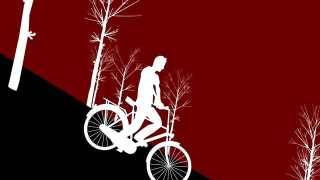 Bicycle animation