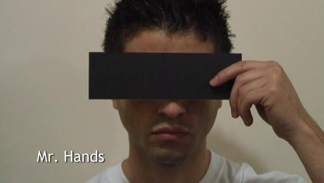 Mr  Hands - Crimestoppers on Vimeo