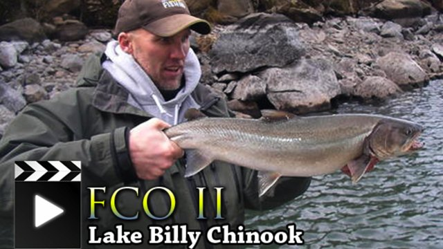 Fly Fishing Central Oregon the DVD Volume II-Lake Billy Chinook on Vimeo