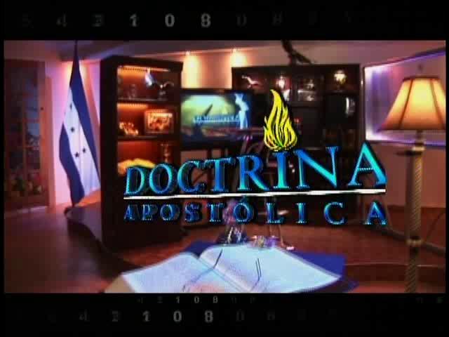 Doctrina Apostolica-Emanuel Dios Con Nosotros Parte 1