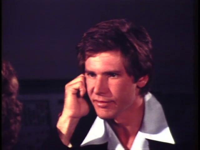 Harrison Ford 1977 Bobbie wygant interviews harrison ford for star wars 1977