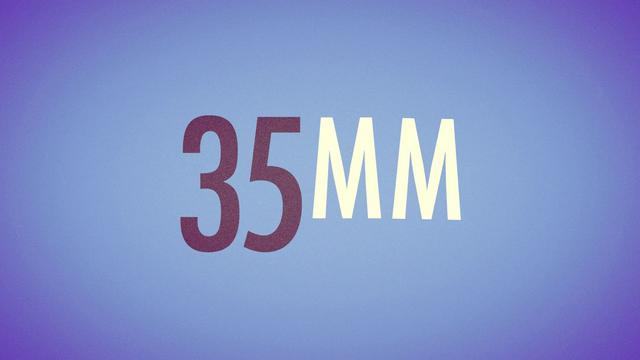 Video: 35mm &#8211; A 2 Minute Journey Through The History of Film