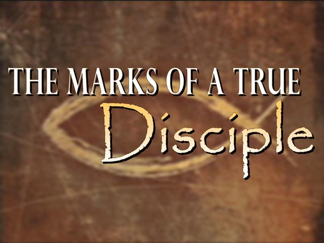 The marks of a true disciple on vimeo