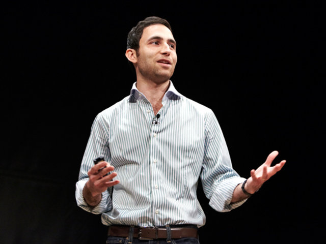 Scott Belsky, founder of Behance on making ideas happen