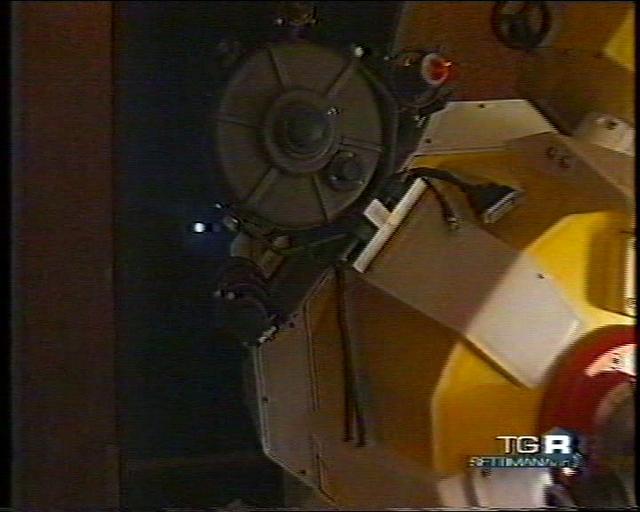15-11-2003 1 TGR - Il Settimanale - Servizio sull'Osservatorio Astronomico Colle Leone