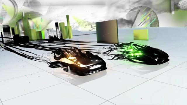 Xbox NXE animation.