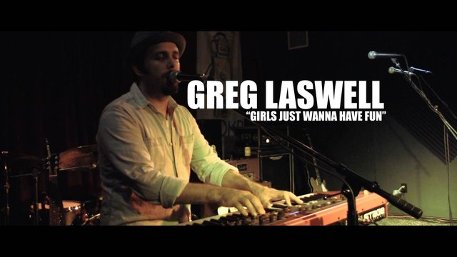 Greg Laswell - Girls Just Wanna Have Fun