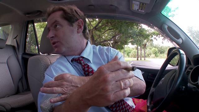 Irv Rosenfeld, Federal Marijuana Patient (Rick Ray)