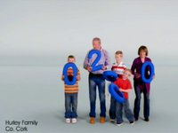 Littlewoods - The Hurley Family