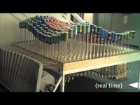 The Soda Fountain - Installation of Kinetic Sculpture
