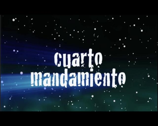 cuarto mandamiento on vimeo