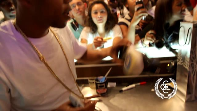 Curren$y In Store Signing & Concert| Wash D.C 7.16.2010| follow us @thecnsrs