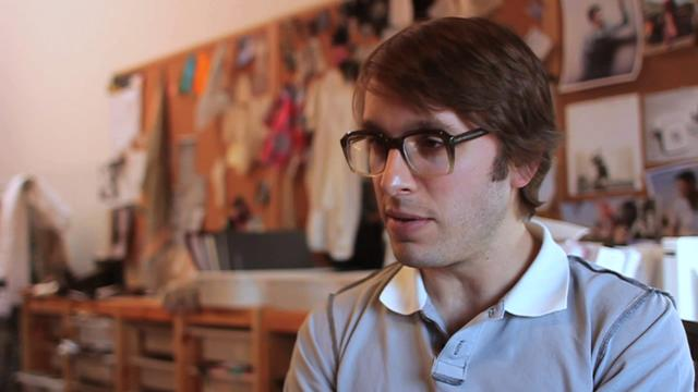 "Video | ""I Make Clothes"": Scott Sternberg of Band of Outsiders"