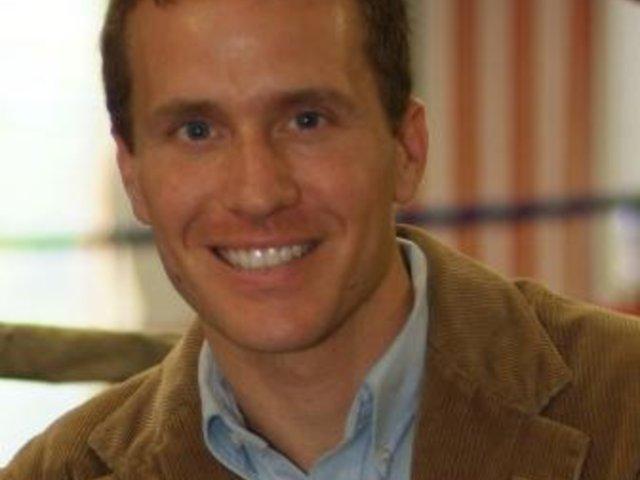 Eric Greitens at Wharton on Vimeo
