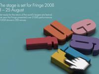 Promotional Game for the Edinburgh Fringe Festival