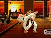 Kokusai Fighting Engine Version 2.0: Basic Moves