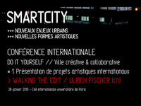 Conférence Internationale SmartCity # 1.2 | Ville créative & collaborative | SMARTCITY 2010