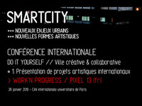 Conférence Internationale SmartCity # 1.3 | Ville créative & collaborative | 2010