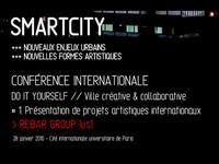 Conférence Internationale SmartCity # 1.4 | Ville créative et collaborative | 2010