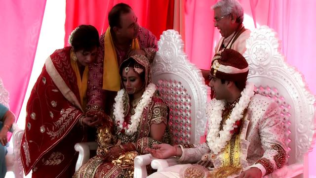 Hindu Wedding video cinematic highlights