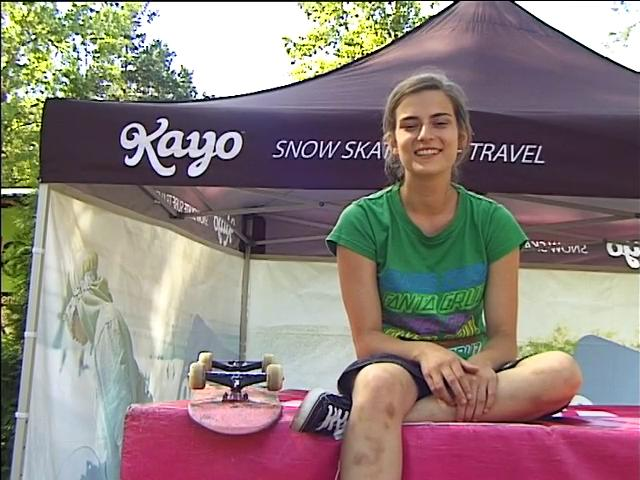 Skate Woodcamp T1 2010 Relacja