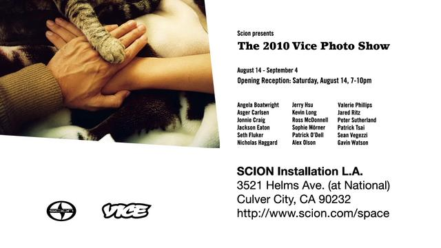 Video | The Vice 2010 Photo Show