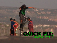 QUICK FIX: Shawn White
