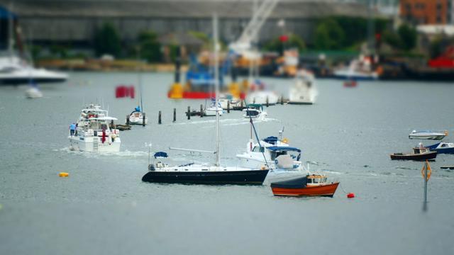 Small life - model boats
